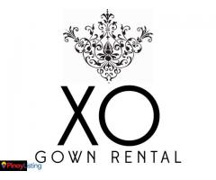 XO Gown Rental Manila