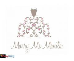 Marry Me Manila
