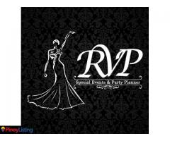 RVP Events Planner