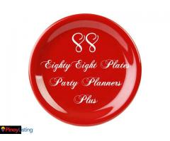 Eighty Eight Plates Party Planners Plus