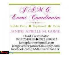JAMG Event Coordinator