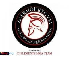 D' Armoury Gym Manila