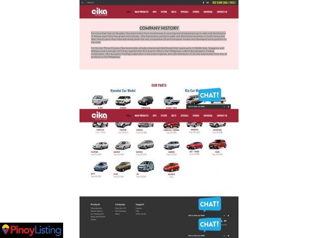 Cika Auto Parts Quezon Pinoy Listing Philippines Business Directory