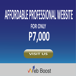 affordable website philippines